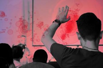 Pandemic God Coronavirus hand up pray