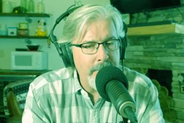 Taunton interviewed by Matt Ruff on the Vorthos podcast