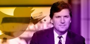 tucker carlson tweets fraud election